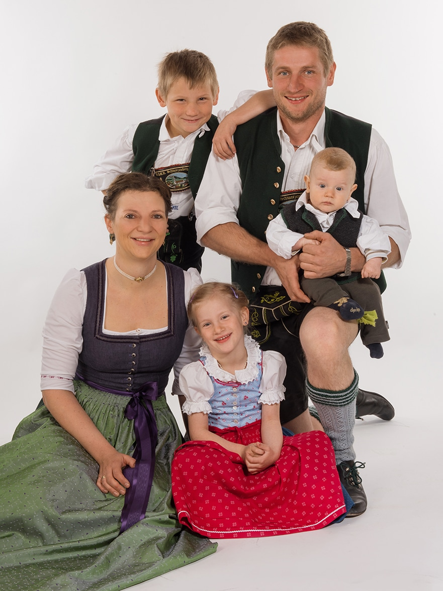 fam mayr - Urlaub auf dem Braun-Hof in Durham / Fischbachau